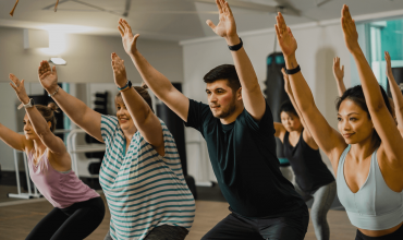June Challenge: Attend 3x Group Fitness Classes, be in the draw to win a Massage